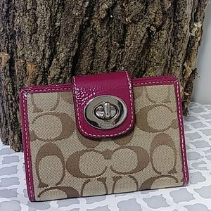 Beautiful Coach Wallet